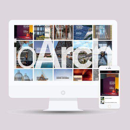 web-agency-monza-restyling-sito-wordpress-ioarch-magazine-online-architetti