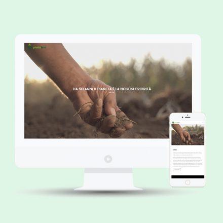 Creazione sito web Vivaio Piantefaro